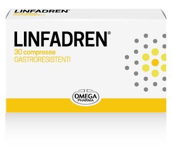 Omega Pharma Linfadren 30 Compresse