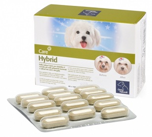 Naturali Hybrid 60 compresse 1300 mg