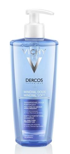 Vichy Dercos Shampo Dolcezza Minerale 400 Ml