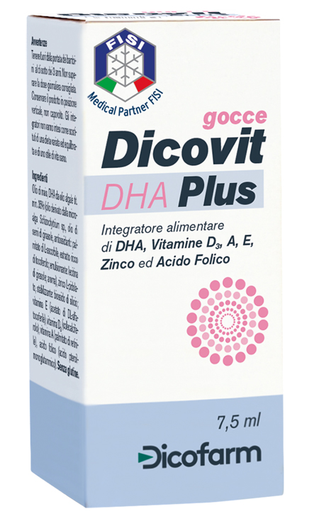 Dicofarm Dicovit Plus 7,5 Ml
