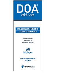 Doafarm Group Doa Attiva Soluzione Detergente 200 Ml