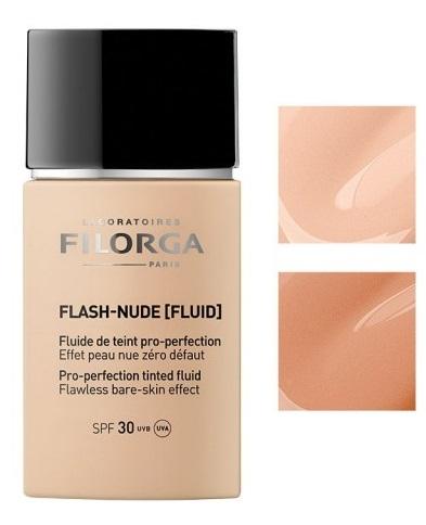 Filorga Flash Nude 01 Fondotinta Medium Light 30 Ml