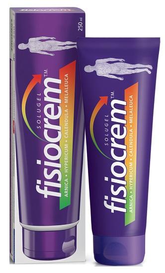 Fisiocrem Solugel Crema per Solori Articolari e Muscolari 250 ml