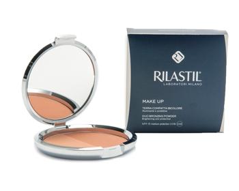 Rilastil Maquillage Terra Compatta Illuminante Bicolor 18 G