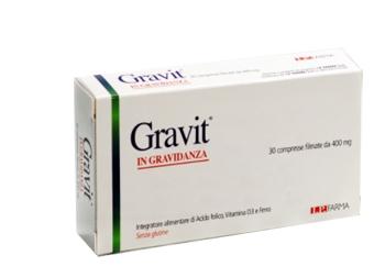 I.p. Farma Gravit 30 Compresse