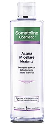 Somatoline Cosmetic Acqua Micellare Idratante Viso 200 ml