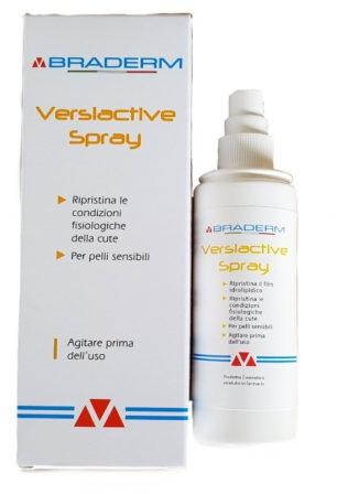 Braderm Versiactive Spray 100 Ml