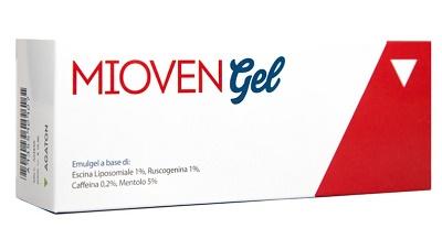 Agaton Mioven Gel Rinfrescante Gambe E Piedi 100 Ml