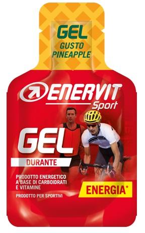 Enervitene Sport Gel Pineapple 25 Ml
