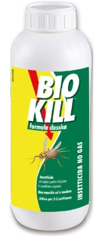 Enpro Italia Biokill Insetticida No Gas 1000 Ml