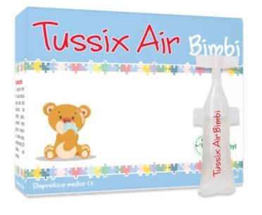Laboratori Nutriphyt Tussix Air Bimbi 10 Flaconi X 5 Ml