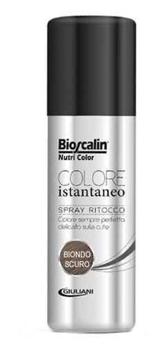 Bioscalin NutriColor Spray Colore Istantaneo Biondo Scuro 75 ml