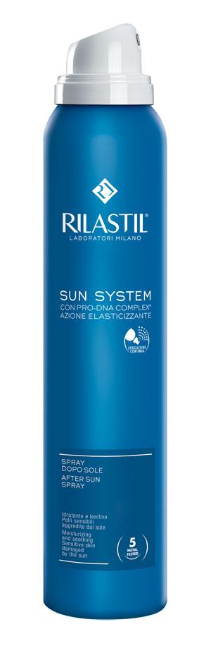 Rilastil Spray Doposole Rinfrescante 200 Ml (Non vendibile Prodotto OMAGGIO)