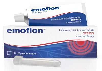 Servier Italia Pomata Rettale Emoflon 25 G