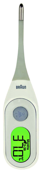 Braun Prt2000 Termometro Digitale