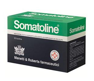 Somatoline 0,1% + 0,3% Emulsione Cutanea 30 Bustine
