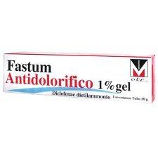 Fastum Antidolor 10 Mg/G Gel Tubo Da 50 G