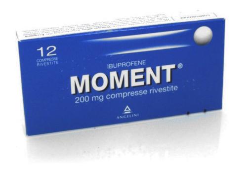 Moment 200 Mg Compresse Rivestite 12 Compresse