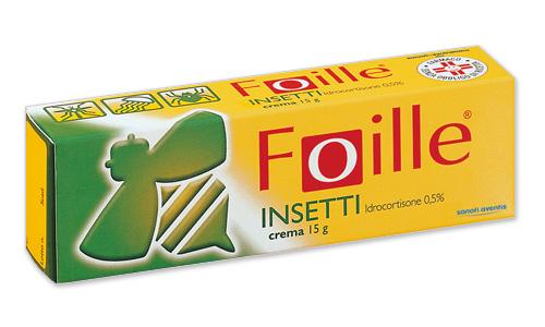 Foille Insetti 0,5% Crema Tubo 15 G