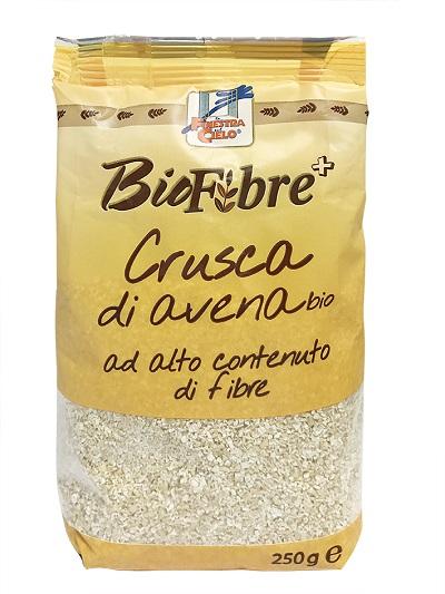 Fsc Biofibre+ Crusca Di Avena Bio Ad Alto Contenuto Di Fibra 250 G