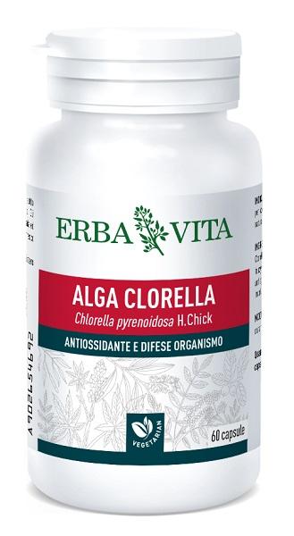 Erba Vita Group Alga Clorella 60 Capsule