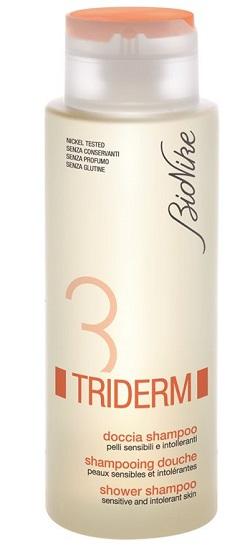Bionike Triderm Doccia Shampoo 200 Ml Nuova Formula