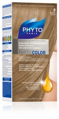 Ales Groupe Italia Phyto Phytocolor 8 Biondo Chiaro