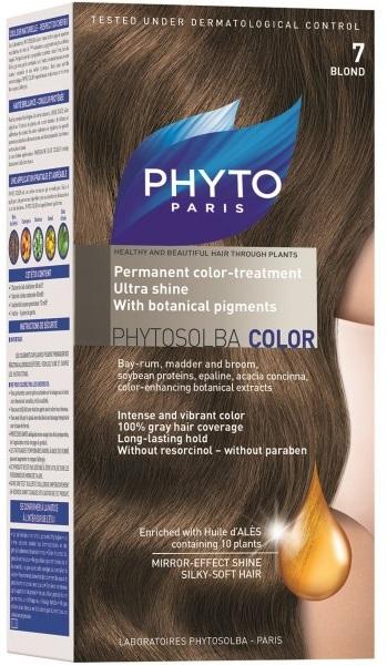 Ales Groupe Italia Phyto Phytocolor Biondo 7