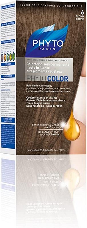 Ales Groupe Italia Phyto Phytocolor 6 Biondo Scuro