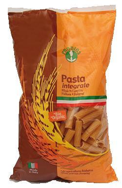 Probios Pasta Di Frumento Integrale Penne Rigate 500 G
