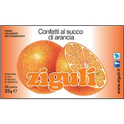Falqui Prodotti Farmac. Ziguli Arancia 36 Palline 22 G