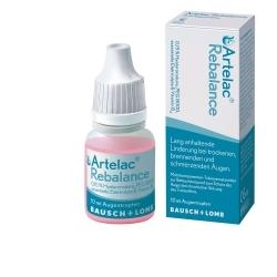 Artelac Rebalance Gocce Oculari Multidose Senza Conservanti 10 Ml