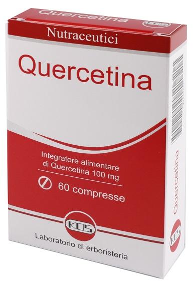 Kos Quercetina 60 Compresse