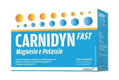 Alfasigma Carnifast Plus 20 Bustine 6 G
