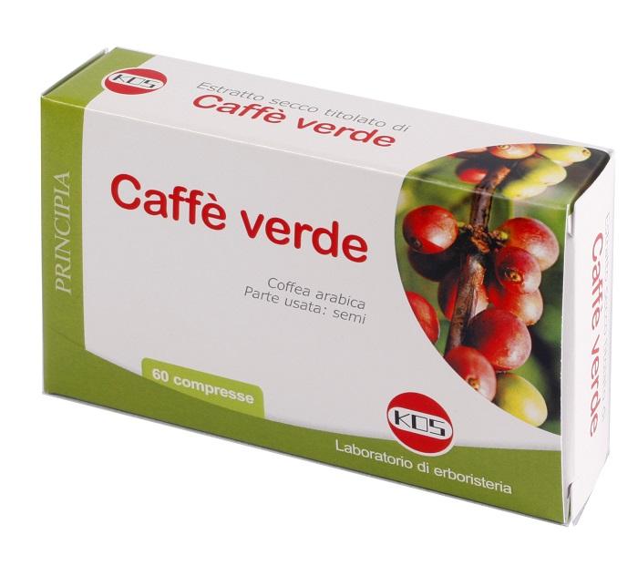 Kos Caffe Verde Estratto Secco 60 Compresse