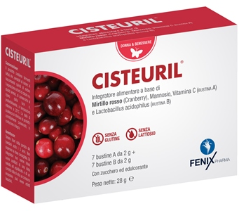 S.f. Group Cisteuril 7 7 Bustine