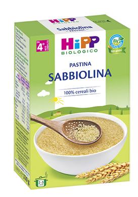 Hipp Italia Hipp Bio Hipp Bio Pastina Sabbiolina 320 G