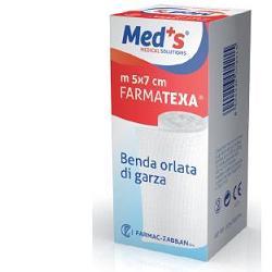 Farmac zabban Benda Auricolare Orlata Meds 12 8 1x500 Cm