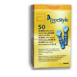 Abbott Diabetes Care Italia Lancette Pungidito Freestyle Gauge 28 50 Pezzi