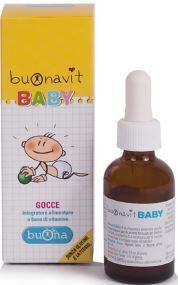 Steve Jones Buonavit Baby Gocce 20 Ml