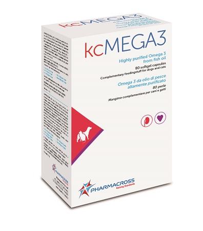 Pharmacross Co Ltd Kcmega3 Omega3 Da Olio Di Pesce 30 Perle