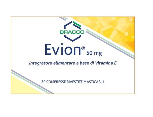 Dompe Farmaceutici Evion 30 Compresse Rivestite Masticabili
