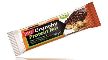 Named Crunchy Proteinbar Cookies e Cream 1 Pezzo 40 G