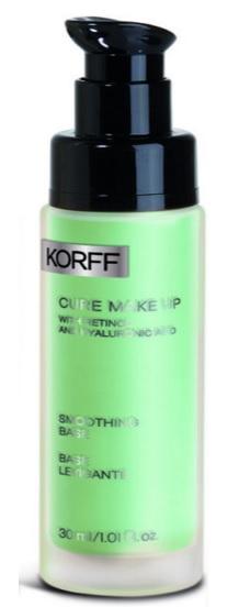 Korff Cure Make Up Base Levigante 03 Vert-atirossore 30 Ml