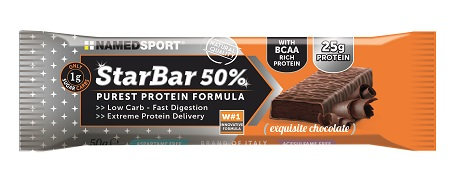 Named Starbar 50 Protein Exquisite Chocolate 50 G