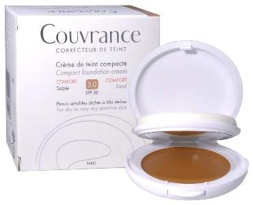 Avene Couvrance Crema Compatta Colorata Nf Comfort Sabbi 9 5 G