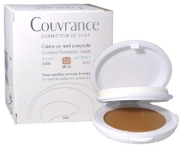 Avene Couvrance Crema Compatta Colorata Nf Oil Free Sabbia 9 5 G