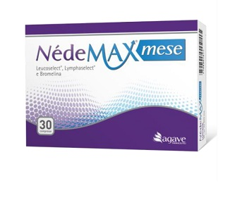 Agave Nedemax mese 30 compresse