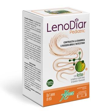 Aboca Lenodiar Pediatric 12 Bustine 2 G