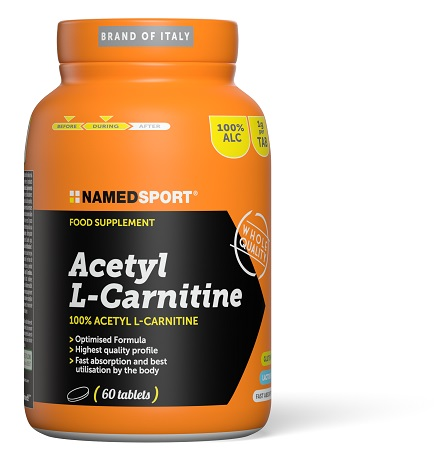Named Acetil L carnitina 60 Capsule